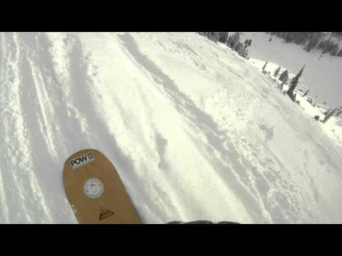 bridger bowl dec 28 2012